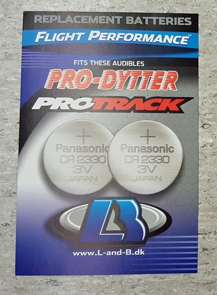 Paristot / Pro-Dytter / Pro-Track