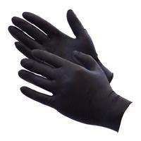 BLACK GLOVES L 100 pz