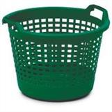 Lövkorg 45L grön 109.00 kr
