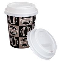Lock kaffekopp 237ml 10 x 100st