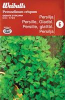 Persilja Slätbladig 'Gigante d'Italia' Krav Organic