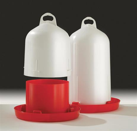 Vattenautomater med innercylinder