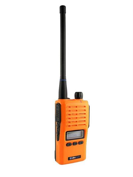 Radiopaket ALBE X7-31mhz. 2pin.Orange