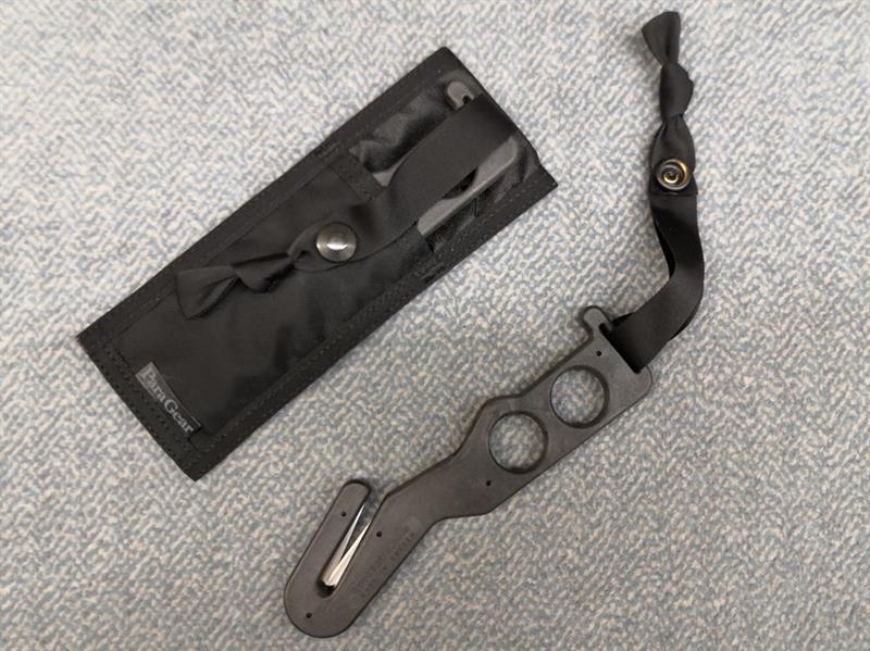 Koukkupuukko + tasku for CF