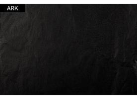 Silkespapper vaxat 240 ark svart