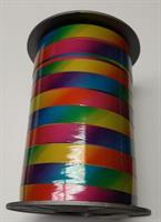 Presentsnöre poly 10 mm 250 m/r Rainbow