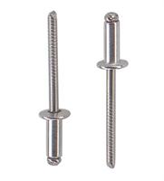 Popnagle 4,8X12 mm alu/steel 100 stk