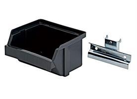 Lådhållare 100 mm, 5-pack