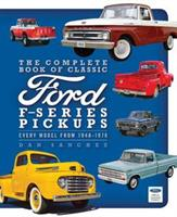 The Complete Book of Ford F-series Pickup