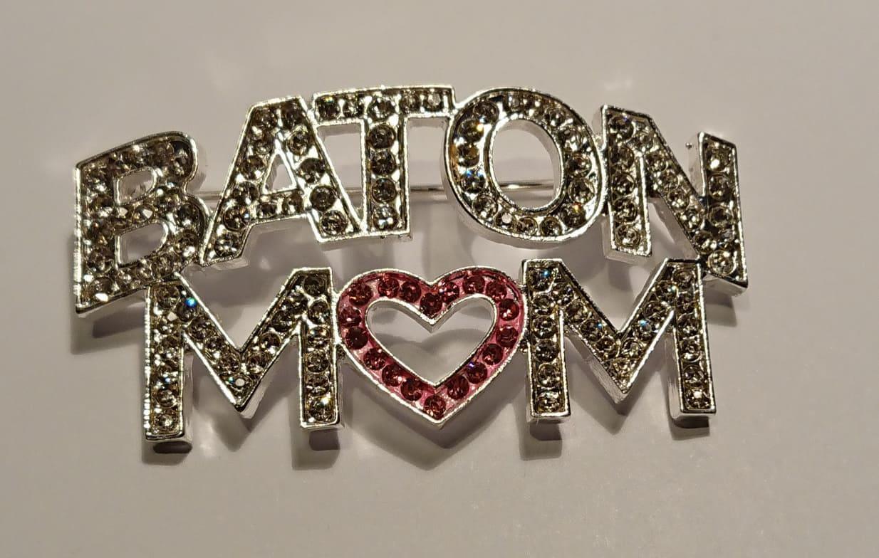 BATON MOM nål
