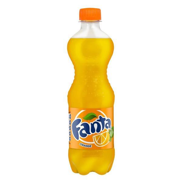 Fanta Apelsin 4 x 2L