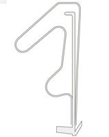 Q-lon 3093 Hvit - Løpemeter