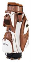 JuCad Bag Style, Vit / Brun
