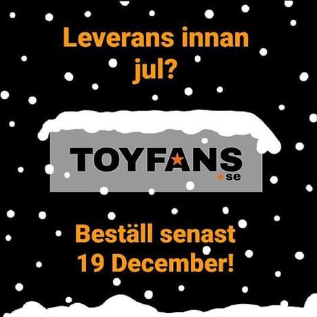 Leverans innan jul?