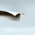Badekarlist 50x20 mm hvit 2,0 meter