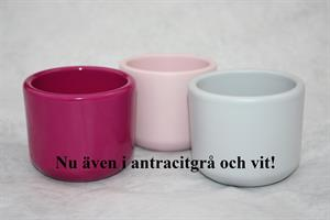 Kruka Lena mini olika färger 15/fp