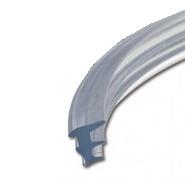 Glasspakning 4 mm transparent - 5 meter