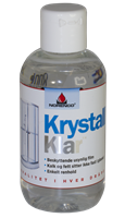 Krystallklar impregnerer for glass 100 ml