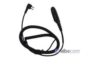 Kabel Peltor 2-stift FL6H-M5-AlbeX8