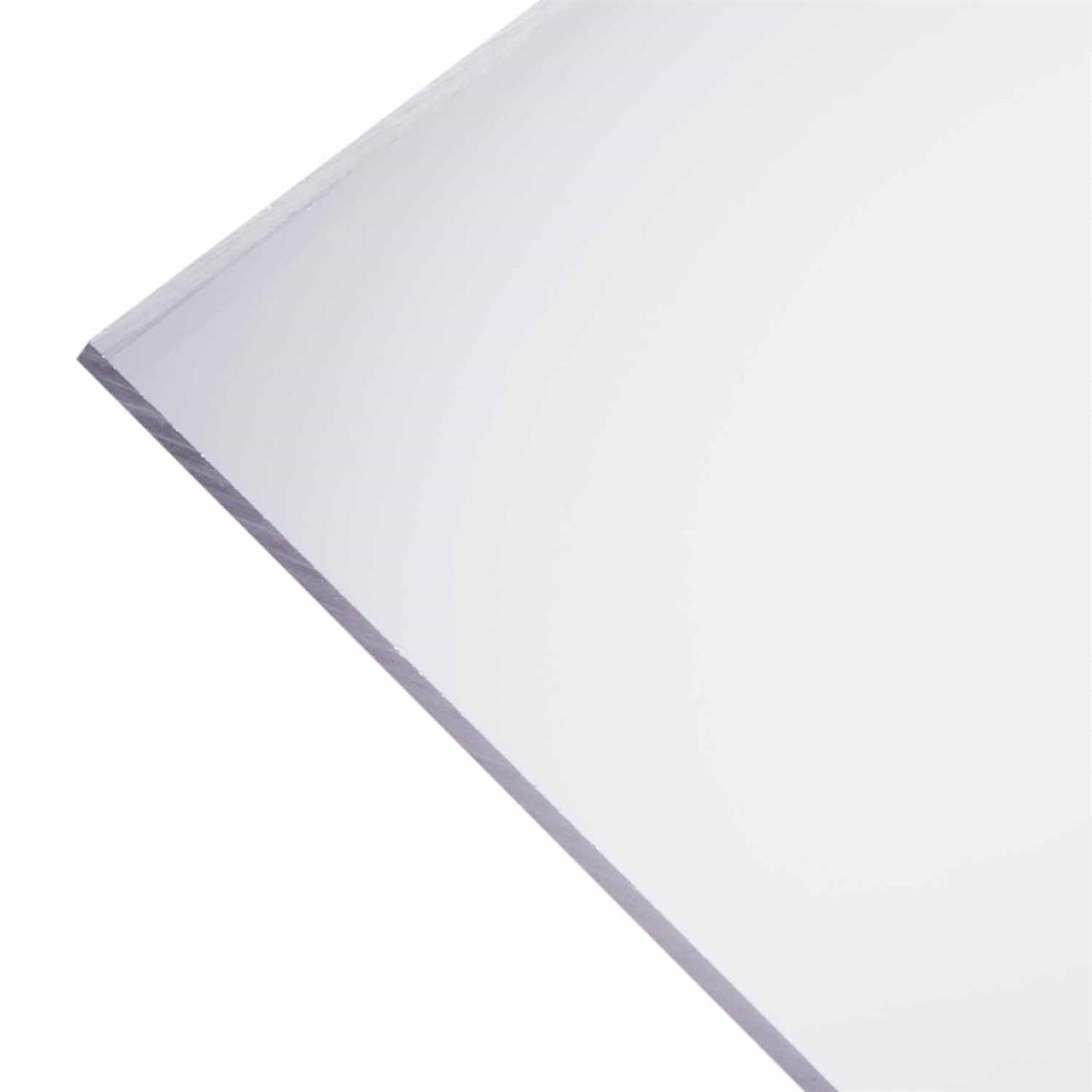 Lexan / Polykarbonat 3,0x1200x800 mm - Klar