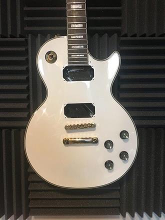 Byte av gitarr pickups
