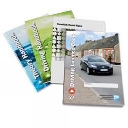 Körkortsboken på Engelska