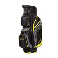 JuCad Bag Sporty, Svart/Gul