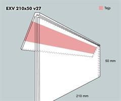Etiketth. EXV 210-50F 27V tej