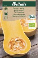 Squash Vinter- 'Waltham Butternut' KRAV Organic