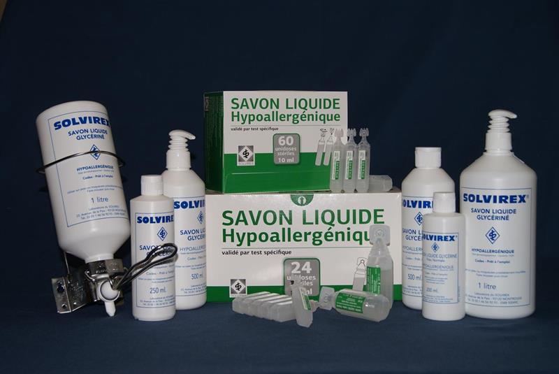 Solvirex Codex Pluss Såpe for tørr hud, 100% naturlig