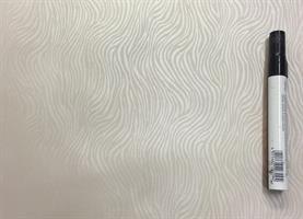 Konstläder Vasella Zebra sand