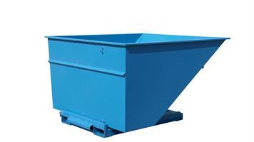 Tippcontainer Basic 3000 L blå