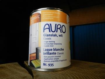 Auro glanslak wit classic