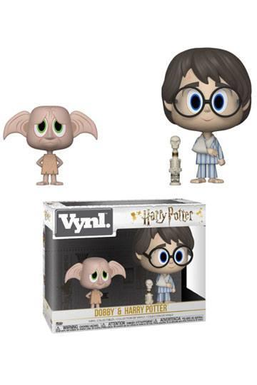 Harry Potter, 2-pack, Harry & Dobby