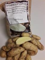 Potatis TVÄTTAD Sparris 1kg