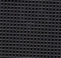 Konstläder special svart fyrkanter