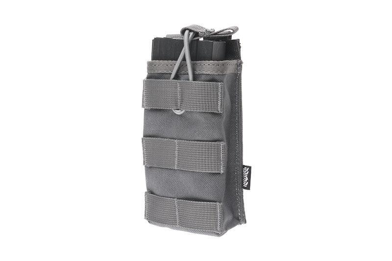 Open I Pouch for AK/M4 Magazines - Primal Grey