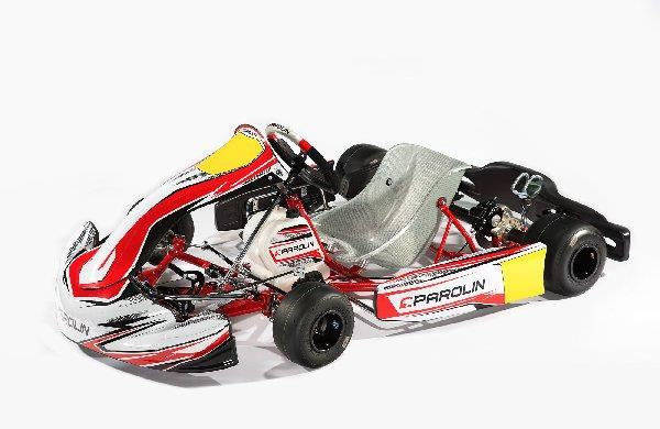 Parolin Invader JR 125, X30, Rotax