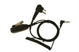 Kabel Hörselskydd 3,5mm.PTT-M1