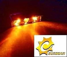 Sunbeam Laser Led Amber