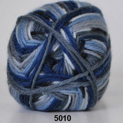 Kinna Textil Basic grå/svart print