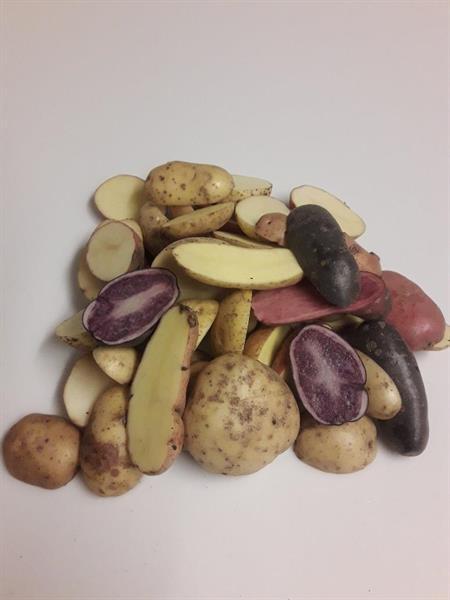 Potatis för ungsrostning ca 1kg tvättad