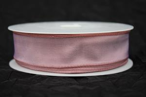 Band 25 mm 25 m/r taft dusky rose