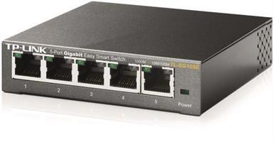 Switch 5-Port Gigabit TP-Link