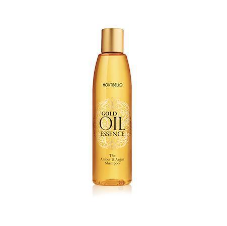 Gold Oil Essence Shampoo