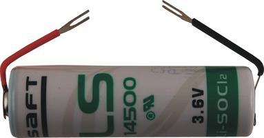 Batteri ER6/LS14500+Gaffel