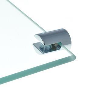 Glasshylle glasshyllefeste feste til glass beslag til glass hylle Hadeland Gran Brandbu Jevnaker