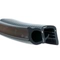 Kantprofil ST 33.470 sort (5-9 mm) - Løpemeter