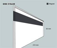 Etiketthållare EXB 210-50F
