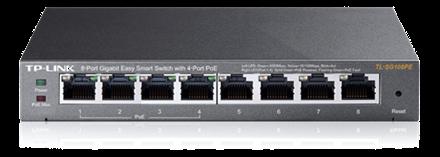 Switch 8-Port Gigabit TP-Link
